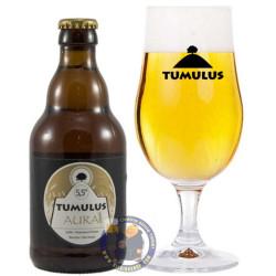 De Kale Ridders Tumulus Aura 5.5° - 1/3L - White beers -