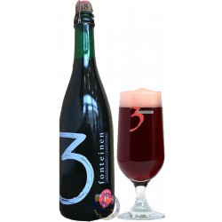 Buy-Achat-Purchase - Fonteinen Hommage BIO Framboos 6.3° - 3/4L - Geuze Lambic Fruits -