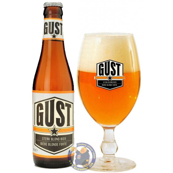 Palm Gust Blond 7,8° - 1/3L - Special beers -