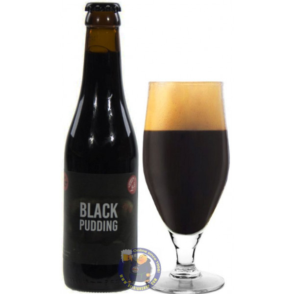Buy-Achat-Purchase - Vleesmeester / Ghost Black Pudding 11° - 1/3L - Special beers -