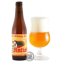 Buy-Achat-Purchase - Deca Antiek Blond 8° - 1/3L - Special beers -