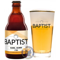 Buy-Achat-Purchase - Baptist Blond 5.2° - 1/3L - Special beers -