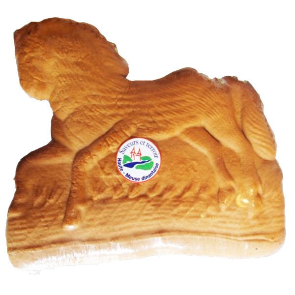 Couque de Dinant 125G - Cheval (Collard) - Biscuits -