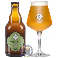 Buy-Achat-Purchase - Abbaye Villers Tripel IX 9° - 1/3L - Abbey beers -