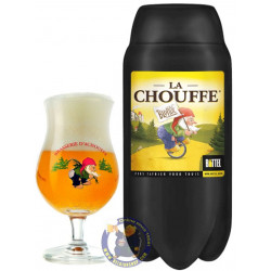 Buy-Achat-Purchase - La Chouffe Blonde TORP - 2L Keg - Beers Kegs -