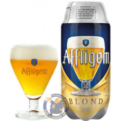 Buy-Achat-Purchase - Affligem Blond TORP - 2L Keg - Beers Kegs -
