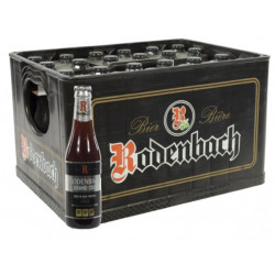 Buy-Achat-Purchase - Rodenbach Grand Cru CRATE 24x33cl - Crates (15% discount) -