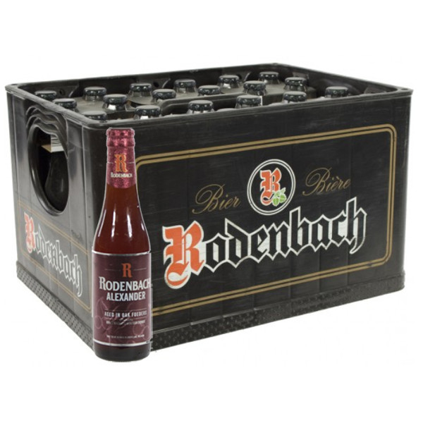 Buy-Achat-Purchase - Rodenbach Alexander 6° CRATE 24x33cl - Crates (15% discount) -