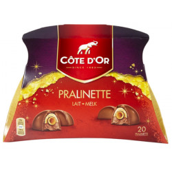Buy-Achat-Purchase - Côte d'Or Pralinette Lait 200g - Chocolates - Cote D'OR