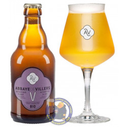 Buy-Achat-Purchase - Abbaye Villers Blond V 5° - 1/3L - Abbey beers -