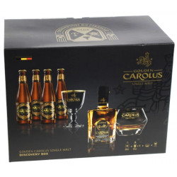 Buy-Achat-Purchase - Carolus Single Malt Discovery Box - Beers Gifts -
