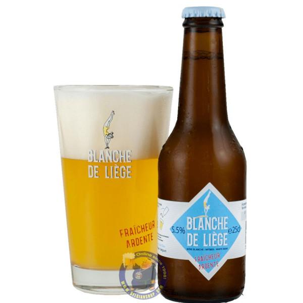 Buy-Achat-Purchase - Blanche de Liège 5.5° - 1/4L - Home -