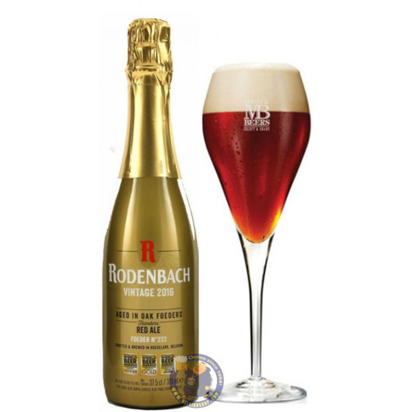 Buy-Achat-Purchase - Rodenbach Vintage 2016 7° - 37,5cl - Flanders Red -