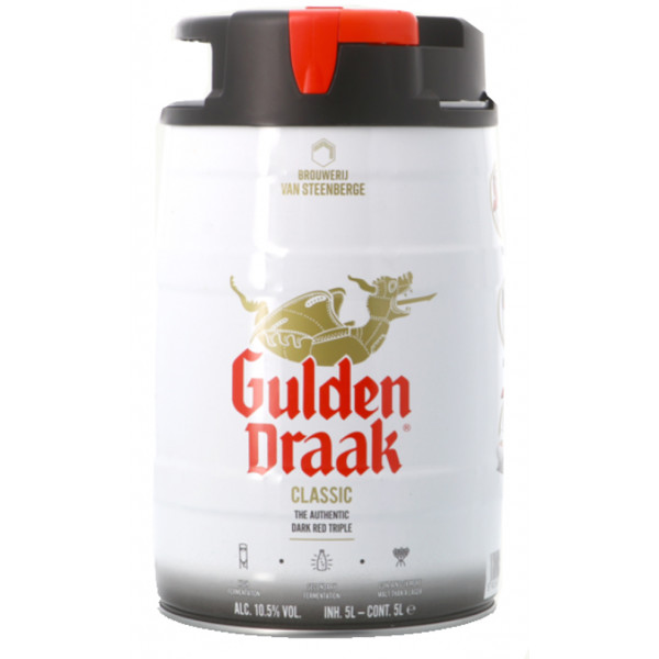 Buy-Achat-Purchase - Gulden Draak 5L IPS KEG - Special beers -