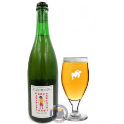 Buy-Achat-Purchase - Cantillon Nath 5° - 3/4L - Geuze Lambic Fruits -