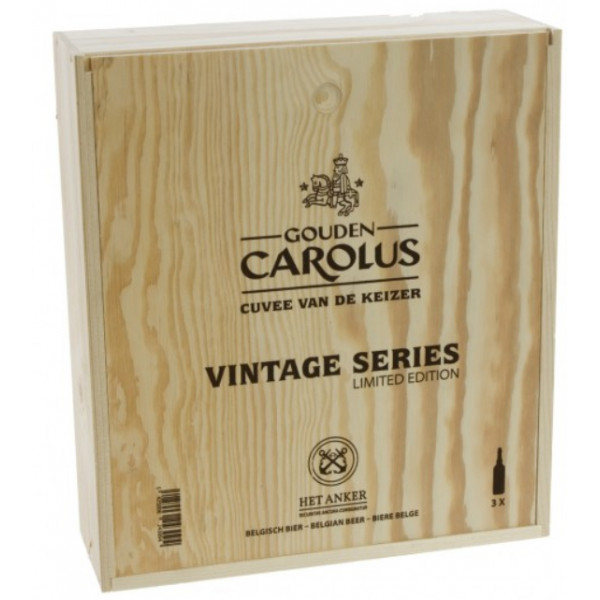 Buy-Achat-Purchase - Gouden Carolus Cuvée Keizer Whiskey Unfused Pack - Beers Gifts -