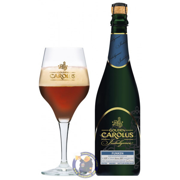 Buy-Achat-Purchase - Gouden Carolus Indulgence 2020 - Funken - 3/4L - Special beers -