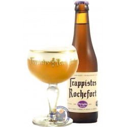 Buy-Achat-Purchase - Rochefort Trappistes Extra Triple 8.1° - 1/3L - Trappist beers -