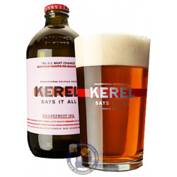 Buy-Achat-Purchase - Kerel Grapefruit IPA 5° - 1/3L - Special beers -