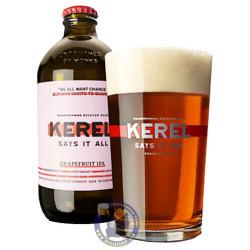 Buy-Achat-Purchase - Kerel Grapefruit IPA 5° - 1/3L - Special beers -