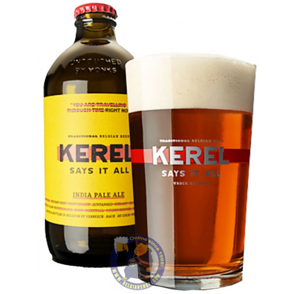 Buy-Achat-Purchase - Kerel INDIA PALE ALE 5° - 1/3L - Special beers -