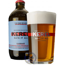 Buy-Achat-Purchase - Kerel Kaishaku 15° - 1/3L - Special beers -