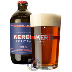 Buy-Achat-Purchase - Kerel Dark IPA 6° - 1/3L - Special beers -