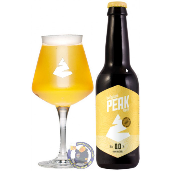 Buy-Achat-Purchase - PEAK 0.0% - 1/3L - Low/No Alcohol -