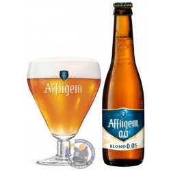 Buy-Achat-Purchase - Affligem Blond 0.0% - 1/3L - Low/No Alcohol -