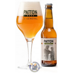 Buy-Achat-Purchase - Patton - Le Général 8.5° - 1/3L - Special beers -