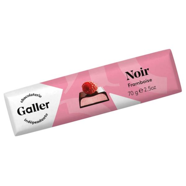 Buy-Achat-Purchase - Galler Framboise Noir 70g - Galler - Galler
