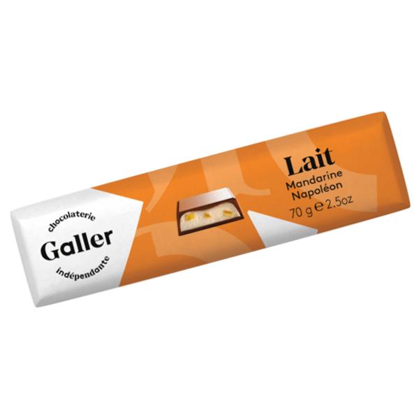Buy-Achat-Purchase - Galler Mandarine Napoleon Lait 70g - Galler - Galler