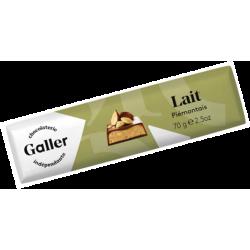 Buy-Achat-Purchase - Galler Piemontais Lait 70g - Galler - Galler