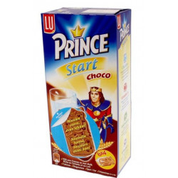 Buy-Achat-Purchase - LU PRINCE Start Chocolate biscuits 300 g - Biscuits - LU