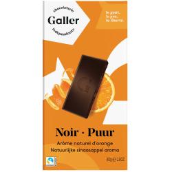 Buy-Achat-Purchase - Galler Tablet Noir Intense 70 % Orange - Galler - Galler