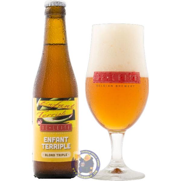 Buy-Achat-Purchase - De Leite Enfant Terriple 8.2° - 1/3L - Special beers -