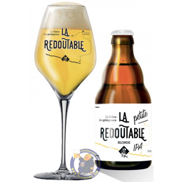 Buy-Achat-Purchase - La Petite Redoutable IPA 5° - 1/3L - Special beers -