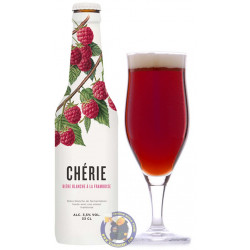 Buy-Achat-Purchase - Chérie Framboos 3.5° - 1/3L - Geuze Lambic Fruits -