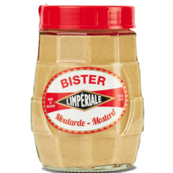 Buy-Achat-Purchase - Bister L'Imperial Mustard 250g - Sauces - Bister