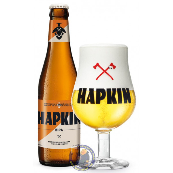 Buy-Achat-Purchase - Hapkin BIPA 6,7° - 1/3L - Special beers -
