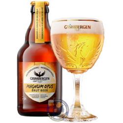 Buy-Achat-Purchase - Grimbergen Magnum Opus Brut 8,0° - 1/3L - Abbey beers -