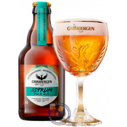 Buy-Achat-Purchase - Grimbergen Astrum Pale Ale 6,0° - 1/3L - Special beers -