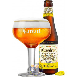 Buy-Achat-Purchase - Maredret Triplus 8° - 1/3L - Abbey beers -