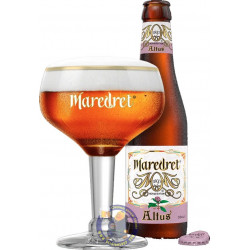 Buy-Achat-Purchase - Maredret Altus 6,8° - 1/3L - Abbey beers -