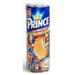 LU PRINCE filled chocolate cream 330 g - Biscuits - LU