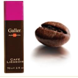 Galler Cafe Liegeois Noir 70g - Galler - Galler