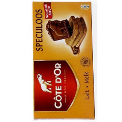 Buy-Achat-Purchase - Cote d' Or Milk Speculoos - 180g - Cote d'Or -