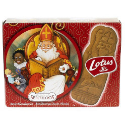 Buy-Achat-Purchase - LOTUS St Nicolas Speculoos 1 kg - Biscuits - Lotus