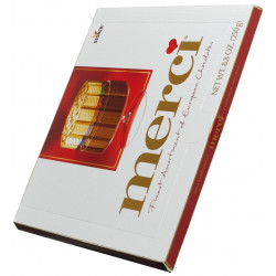 Buy-Achat-Purchase - Merci Chocolate 250 g - Chocolate Gifts -