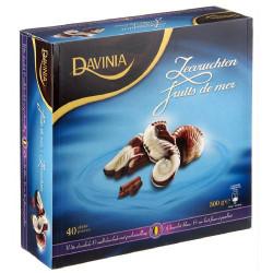 Buy-Achat-Purchase - DAVINIA fruits de mer en chocolat 500 g - Chocolate Gifts - Davinia